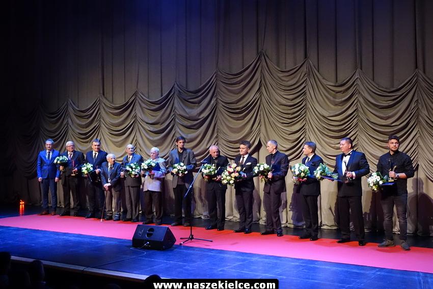 Nagrody Miasta Kielce za 2017 rok. Gala finałowa w KCK 12.02.2018