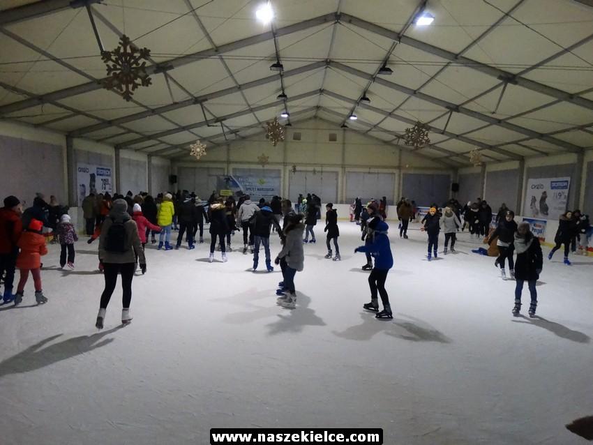 Nowe kryte lodowisko w Kielcach. W sobotę pojeździmy za darmo