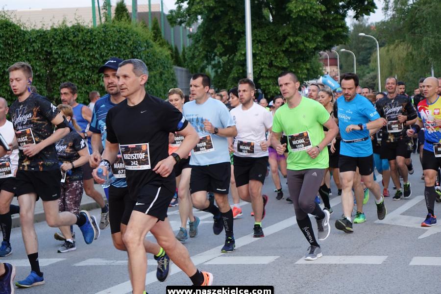 5. Nocny Półmaraton Kielecki 25.05.2019