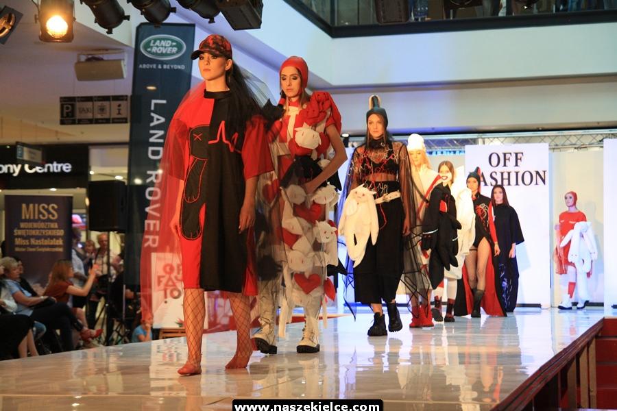 Pokaz Off Fashion w Galerii Echo 26.05.2019