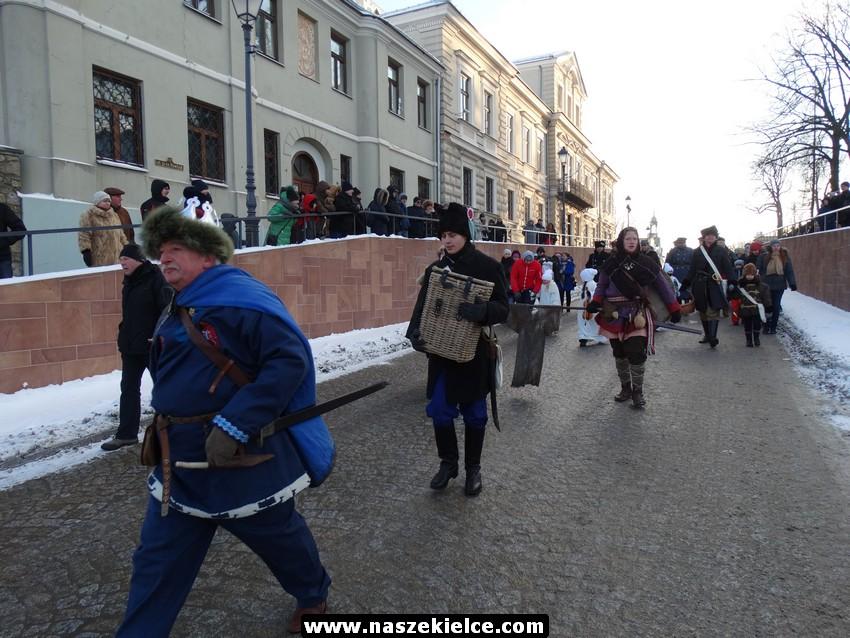 Ulicami Kielc przejdą orszaki Trzech Króli