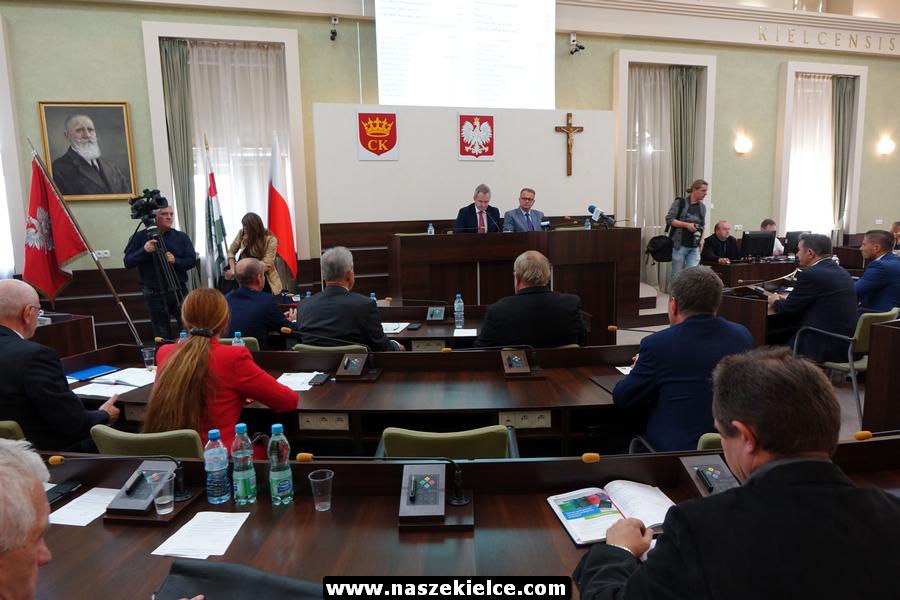 Ostatnia sesja Rady Miasta Kielce 18.10.2018