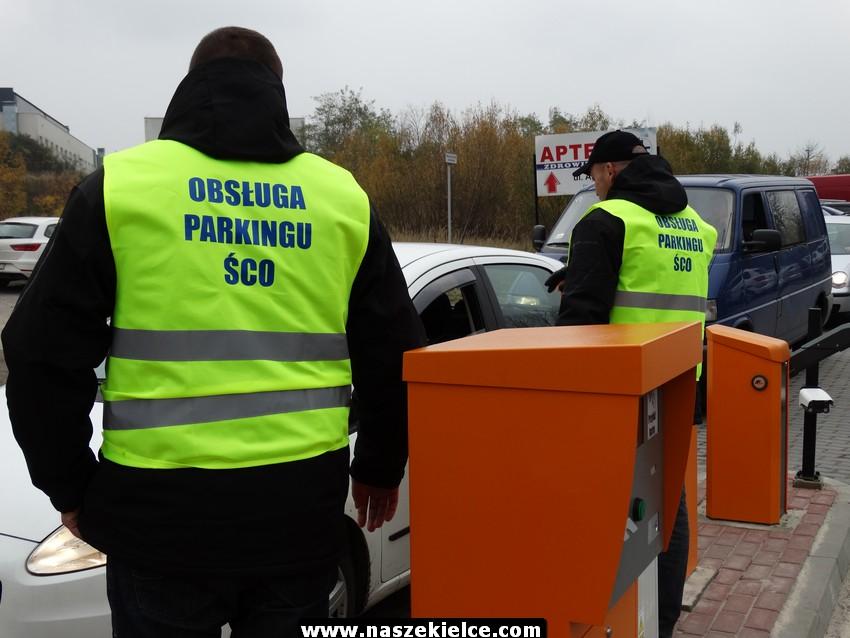ŚCO gotowe na pobieranie opłat za parkowanie 07.11.2017