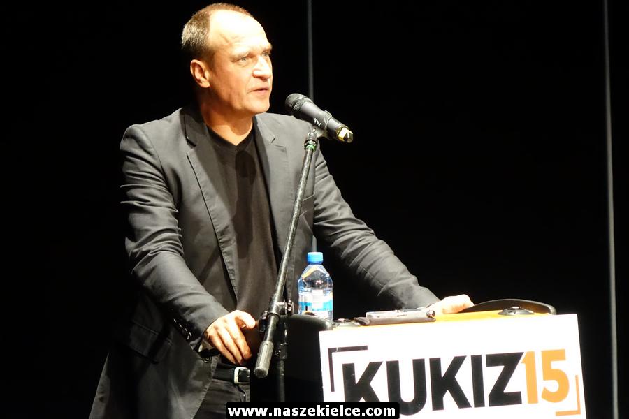 Paweł Kukiz w Kielcach 28.09.2018