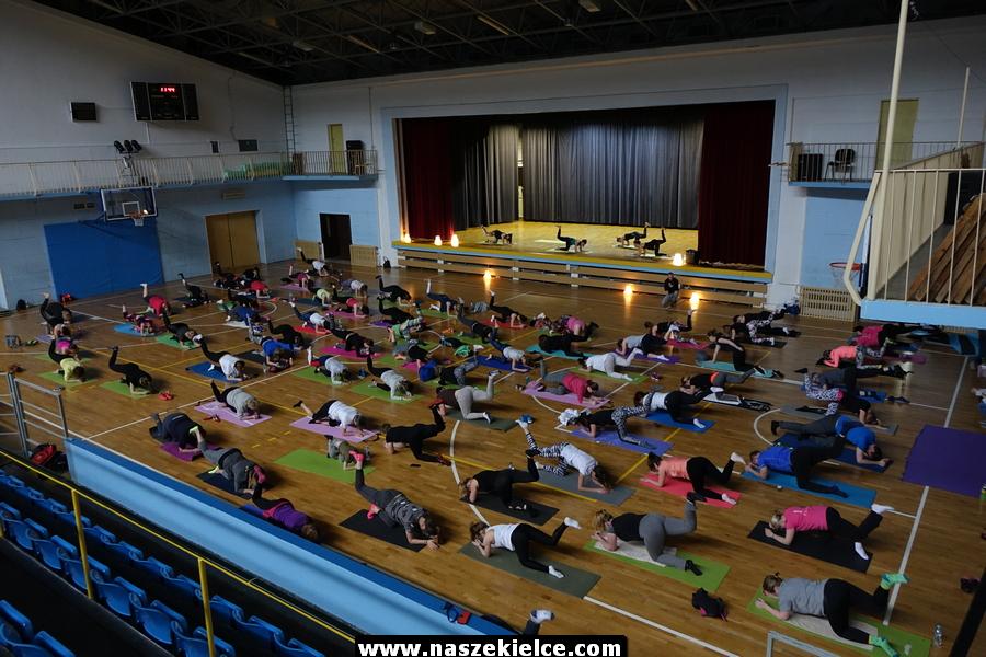 Pilates dla Jagódki 17.03.2018