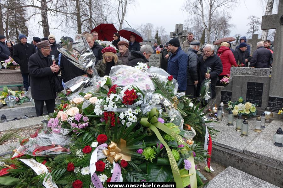 Pogrzeb Ryszarda Mikurdy 09.03.2019