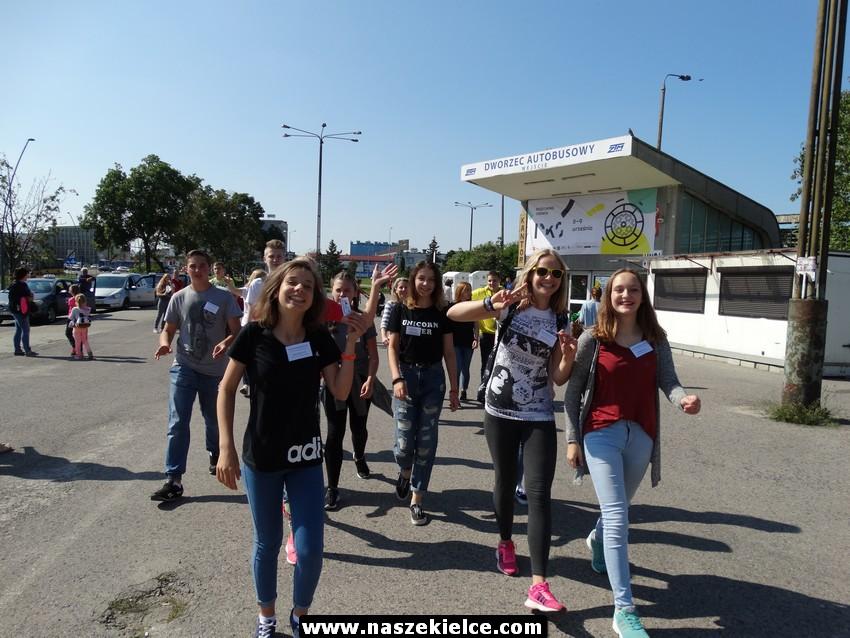 Pożegnanie dworca PKS w Kielcach 08-09.09.2017