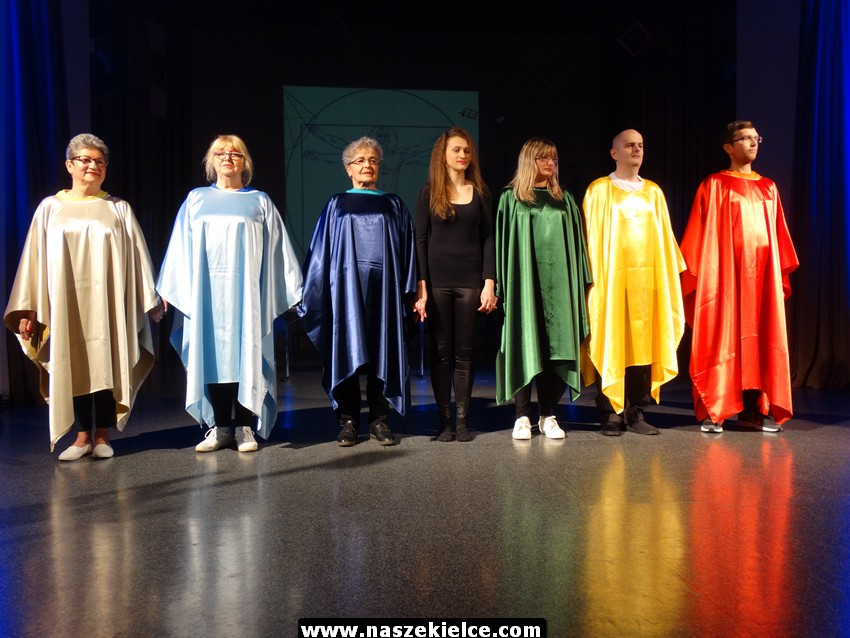 Premiera da Vinci Teatru Plastycznego SEN 23.11.2017