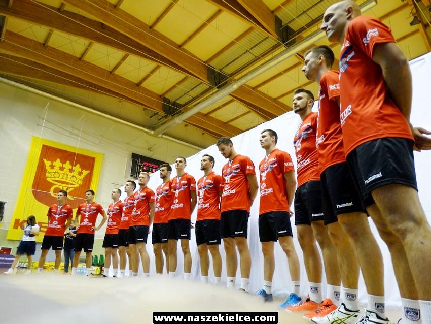 Prezentacja Effectora Kielce przed sezonem 2016/2017 26.09.2016