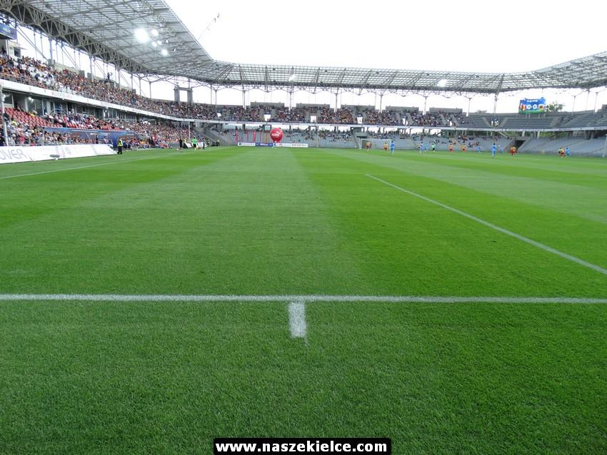 Mecz inauguracyjny Korony z Zagłębiem. To będzie debiut nowej kadry