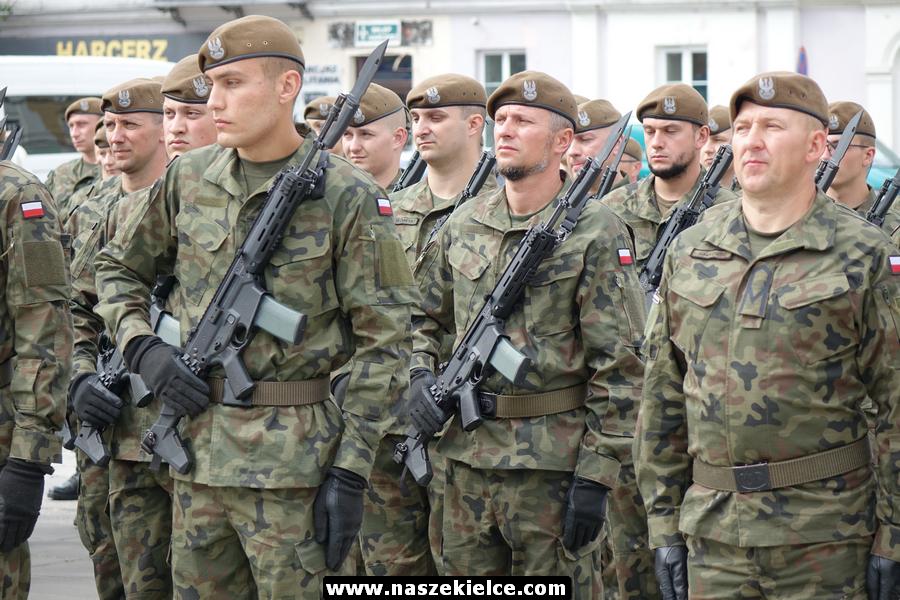 Kolejne wcielenie do 10. Świętokrzyskiej Brygady Obrony Terytorialnej