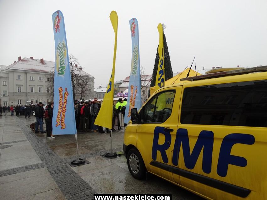 RMF liderem słuchalności w Kielcach