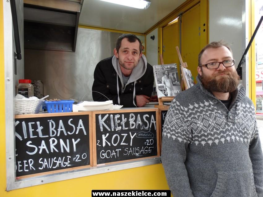 Rynek Smaków na Sienkiewicza w Kielcach 17.03.2017