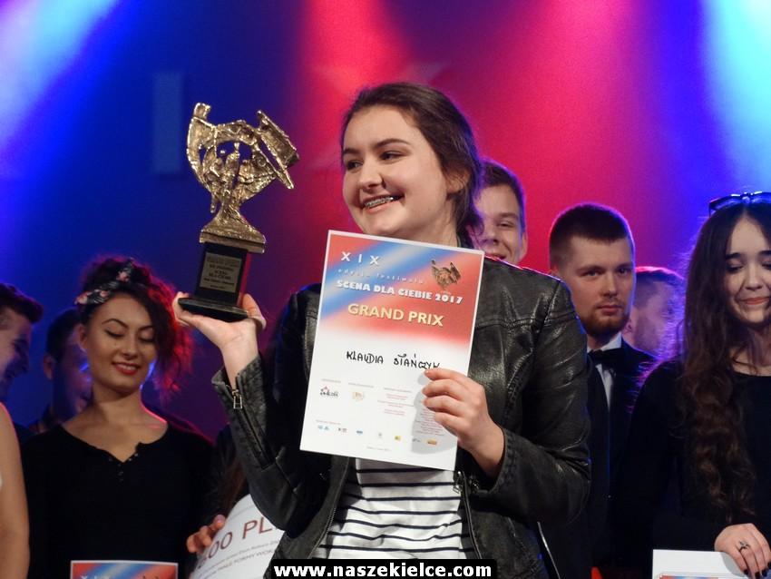 XIX edycja konkursu Scena Dla Ciebie finał w WDK 31.03.2017