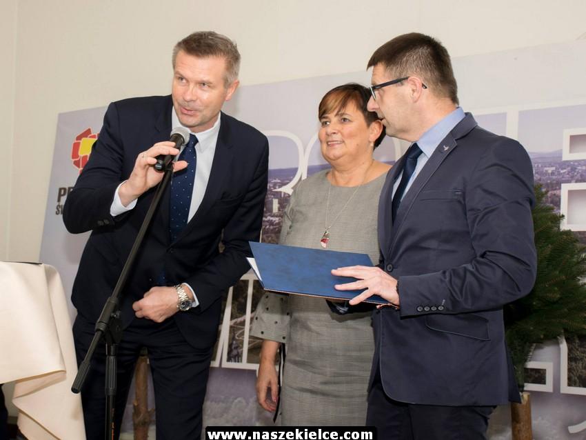 Projekt Świętokrzyski świętował rok 01.12.2017