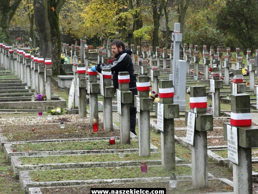 Sowieccy żołnierze honorowymi obywatelami Kielc. Stowarzyszenie domaga się wykreślenia