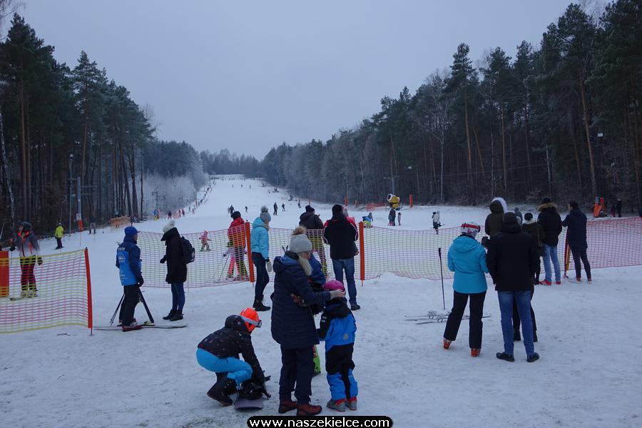 Stok narciarski na Stadionie już działa 06.01.2020