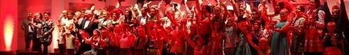 kielce wiadomości Festiwal Harcerski zakończony - uczestnicy odebrali Jodły (zdj