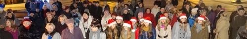kielce wiadomości Zatańczyli na Rynku dla Papieża Franciszka (zdjęcia,video)