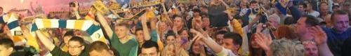 kielce sport Dopinguj Vive w specjalnej Strefie Kibica Final4 na Rynku !