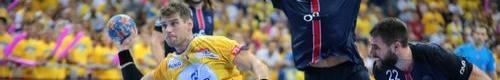 kielce sport 3 x Jachlewski! Vive Tauron Kielce remisuje z Paris Saint Germain 3