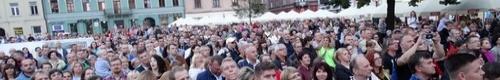 kielce wiadomości Koncertowa niedziela zakończyła Święto Kielc (zdjęcia,video)