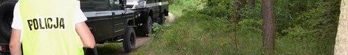 kielce wiadomości Policjanci zabezpieczyli arsenał broni i materiałów wybuchowyc