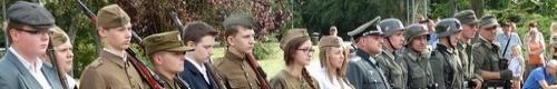 kielce wiadomości Kielczanie pamiętali o powstańcach  (zdjęcia,video)