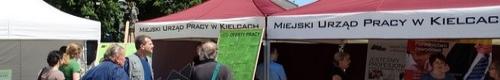 kielce wiadomości MUP zaprasza na plenerowe targi pracy na Rynku