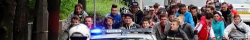 kielce wiadomości Majowa Kielecka Masa Krytyczna przejechała przez miasto (video