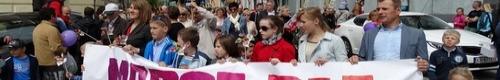 kielce wiadomości Ulicami Kielc przejdzie Marsz Życia i Rodziny - potem festyn w
