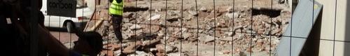 kielce wiadomości Na dziedzińcu Muzeum Narodowego w Kielcach odkryto fundamenty