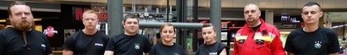 kielce wiadomości Ratownicy z OSP Niewachlów - Kielce edukowali klientów galerii