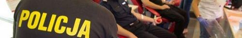 kielce wiadomości Kielecka policja upuściła krwi