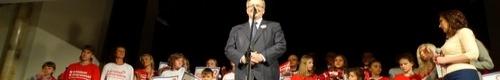 kielce wiadomości Tłumy na wiecu wyborczym Prezydenta Komorowskiego w Kielcach (