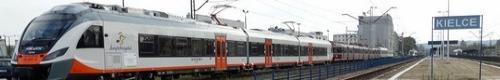 kielce wiadomości Nowe połączenia kolejowe z Kielc do Katowic