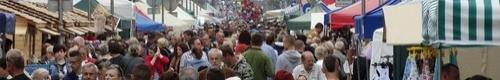 kielce wiadomości Trwa Święto Kielc - tłumy w centrum miasta (zdjęcia,video)