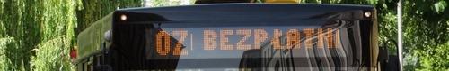 kielce wiadomości Bezpłatne przejazdy autobusami do 21 roku życia? Do radnych tr