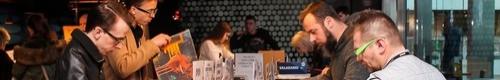 kielce wiadomości Mikołajkowa giełda płyt winylowych (zdjęcia)