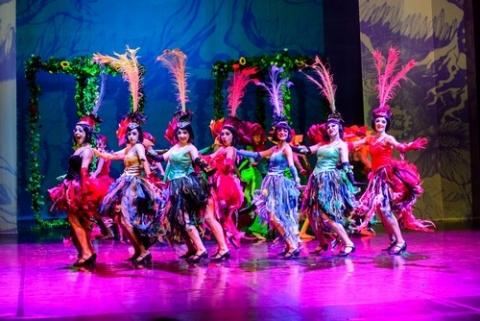 kielce kultura Przenieś się z Kieleckim Teatrem Tańca do baśniowej krainy