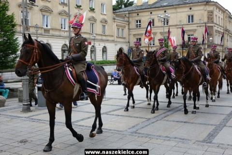 kielce wiadomości Kawaleria świętowała w Kielcach setną rocznicę (ZDJĘCIA)