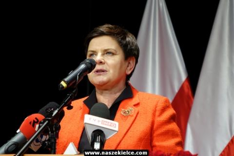 kielce wiadomości Beata Szydło jedynką PiS do europarlamentu