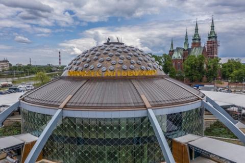 kielce wiadomości Centrum Komunikacyjne w Kielcach na finiszu budowy (ZDJĘCIA)
