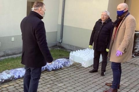 kielce wiadomości Fala pomocy dla świętokrzyskich szpitali
