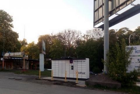 kielce wiadomości Kielce zyskały nowy Paczkomat