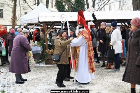 kielce wiadomości Świąteczny kiermasz przy Dworku Laszczyków. Będą smakołyki i atrakcje dla dzieci