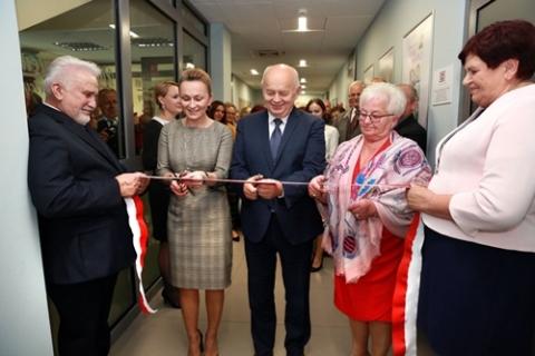 """kielce wiadomości Klub Seniora """"Zawsze Młodzi"""" w Morawicy ma nową siedzibę"""
