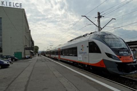 kielce wiadomości Kolejne ograniczenia w kursowaniu pociągów regionalnych