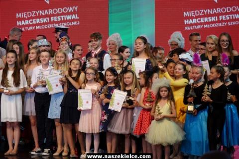 kielce wiadomości Jodły rozdane. Zakończył się Festiwal Harcerski w Kielcach (ZDJĘCIA,WIDEO)
