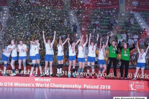 kielce wiadomości Rosjanki mistrzyniami Świata. Kielecki mundial zakończony (ZDJĘCIA)